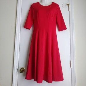 Dresses & Skirts - FOGGY BRAND RED DRESS